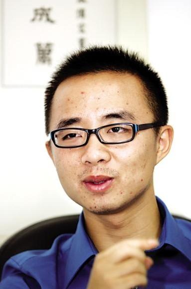 潘文伟:学生老板三年赚取500万