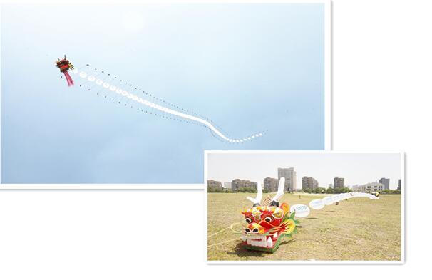 FUN飞风筝,约绘春天----新加坡杭州科技园第二届风筝节