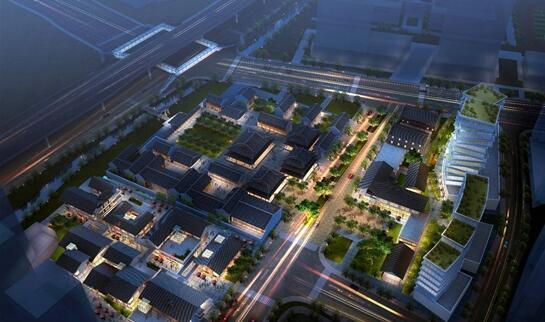 走进上城区城中村改造 海潮寺要打造院落式文化街区