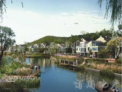 白马湖生态创意�_白马湖生态创意城SOHO创意园的图片浏览-杭州写字楼,商用地产