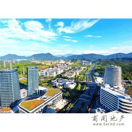 浙江省科技厅青山湖科技城孵化基地