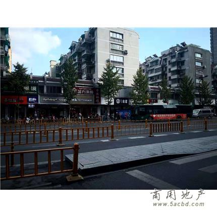 中山北路西湖文化广场地铁口1-2楼商铺