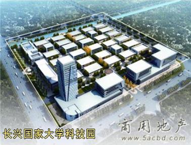 浙江长兴国家大学科技园